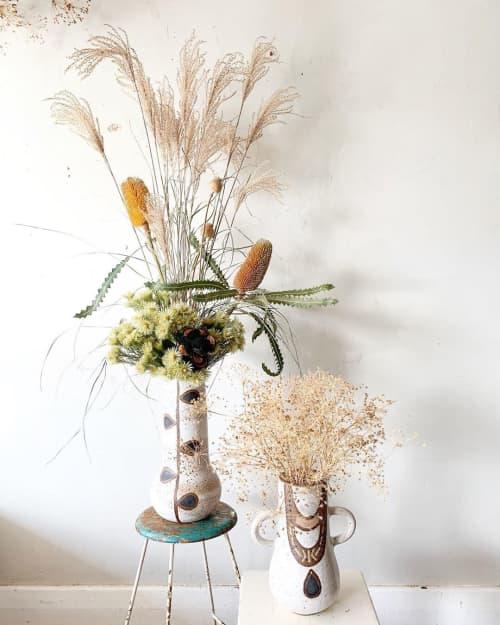Ceramic vases | Vases & Vessels by Mel Lumb | Ponder Posy in Colonel Light Gardens