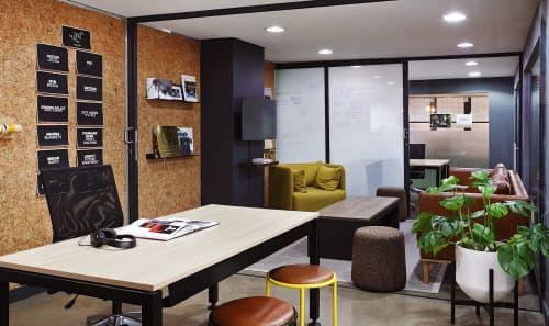 Interior Design by STUDIO 19 - TBWA Johannesburg