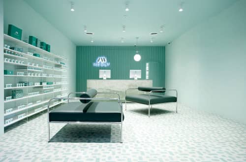 Shiro Chair | Chairs by Sergio Mannino Studio | Medly Pharmacy in Brooklyn