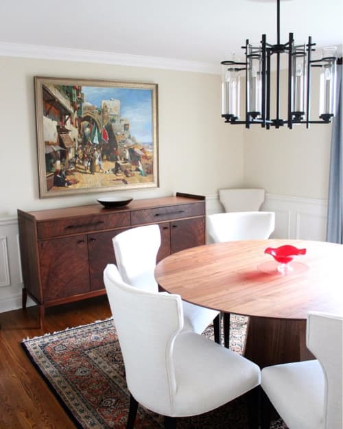 Lakeside Credenza   Furniture by Hamilton Holmes