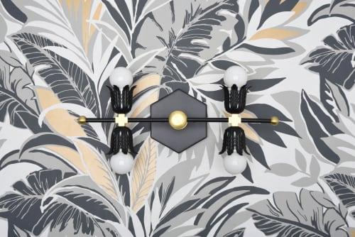 Alice - Wall Sconce Vanity - Mid Century Modern Light | Sconces by Illuminate Vintage