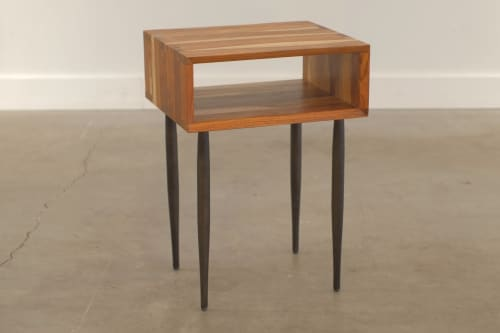 Ciao + Piper Side Table   Tables by From the Source