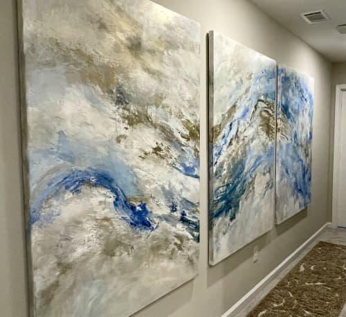 Earth | Paintings by Marilyn Landers