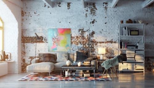 Don't Overthink Love   Paintings by Darlene Watson Fine Artist