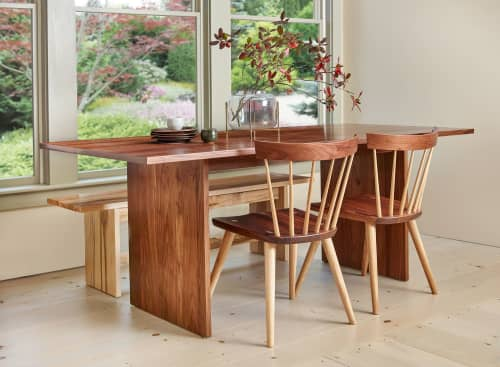 Tables by Chilton Furniture Co. seen at Creator's Studio, Portland - Hygge Table