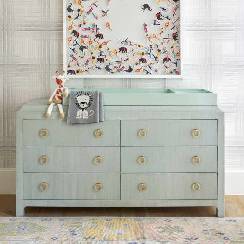 Jackie Changing Table | Furniture by Scout Design Studio