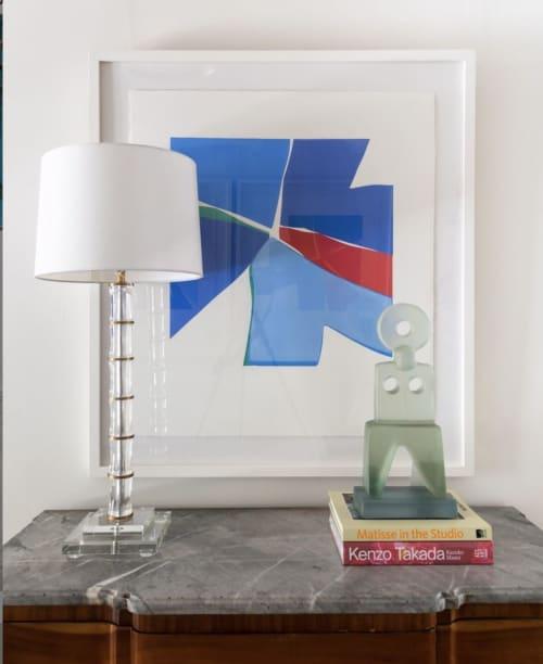 Off Target_5   Paintings by Joanne Freeman   Blue Print Gallery in Dallas