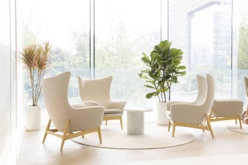 Chairs by MatzForm seen at Chengdu, Chengdu - Benedict