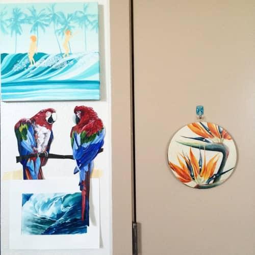 Paintings | Paintings by Mae Waite