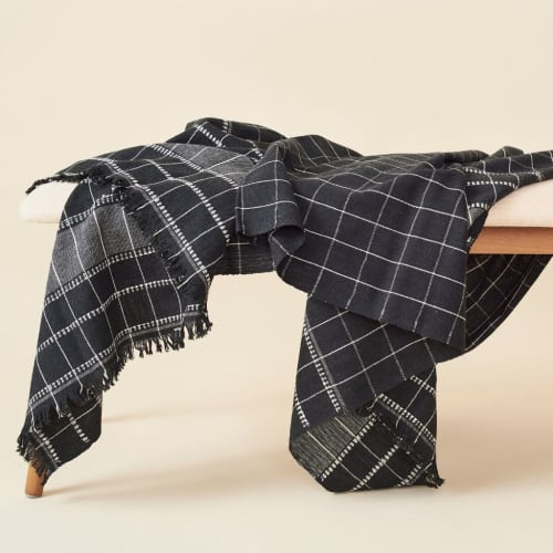 Charco Throw   Linens & Bedding by Studio Variously