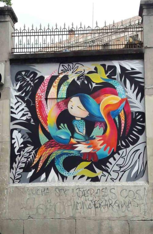 Mural   Street Murals by Julieta XLF