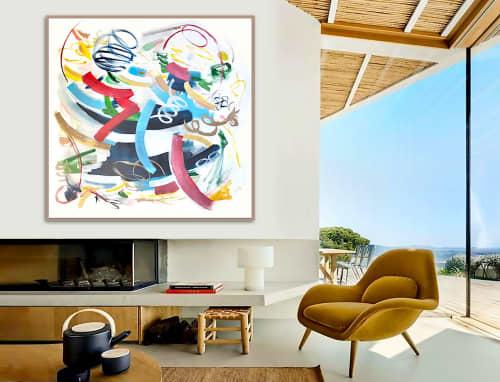ZEiTGEiST | Paintings by Linnea Heide contemporary fine art