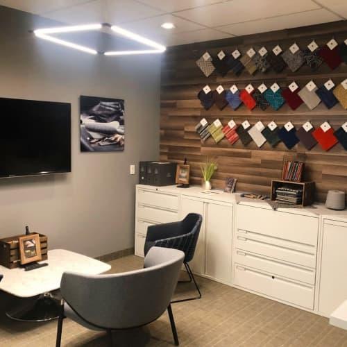 Z-Bar Pendant Square   Pendants by Koncept   Interior Avenue, LLC in Phoenix