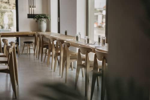 INK Chair | Chairs by Wildspirit | Strandhotel Cadzand in Cadzand