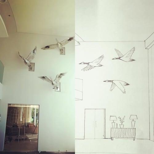 Flying Geese | Interior Design by Michael Turner Studios