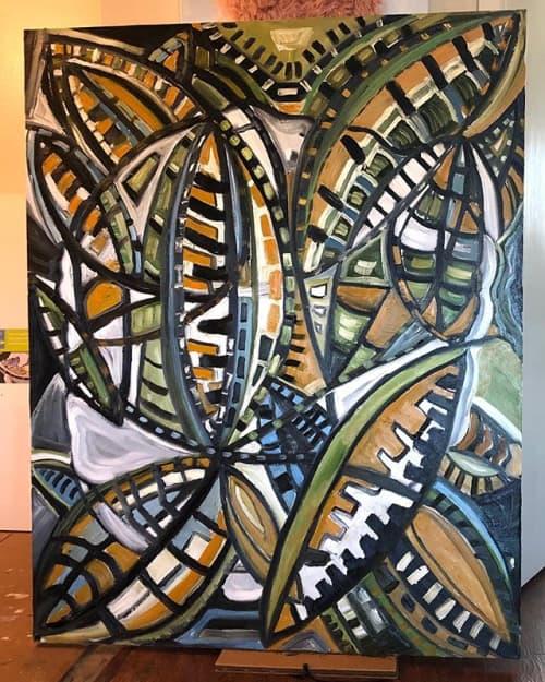 Magnolia Becoming II   Commission | Paintings by Debbie Daise Art    @Debbiedaiseart