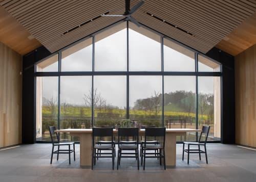 Mariposa Standard Chairs | Chairs by Fyrn | Silver Oak Alexander Valley in Healdsburg