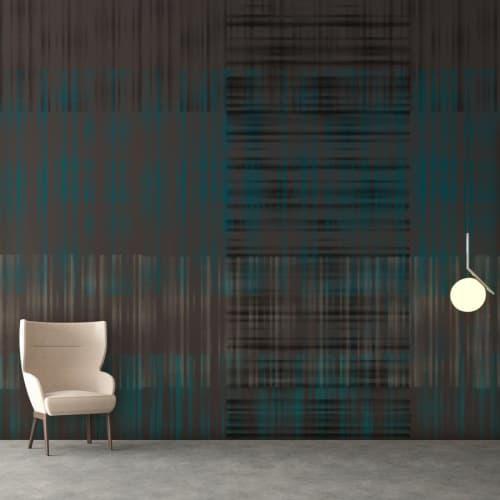 Wallpaper by Jill Malek Wallpaper - Reflections | Moonlit