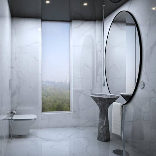 Furniture by Kreoo seen at Private Residence - Dry Washbasin