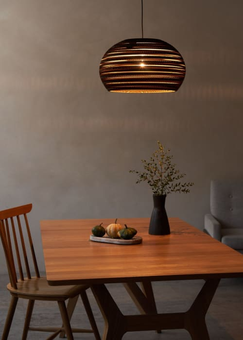 Pendants by Tabitha Bargh seen at Private Residence, London - CartOn C5
