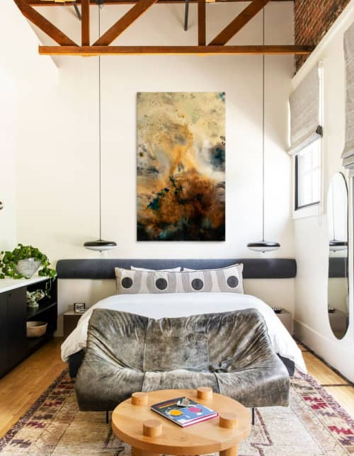 GENESIS | Paintings by Christina Twomey Art + Design
