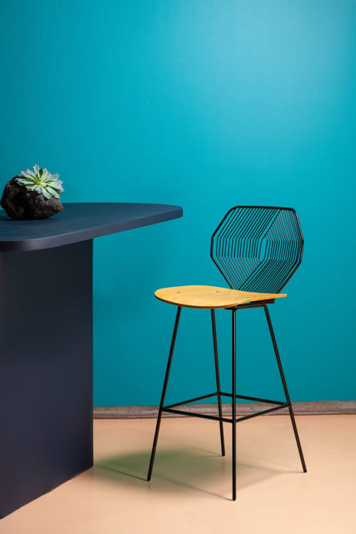 Wood & Wire Counter Stool | Chairs by Bend Goods