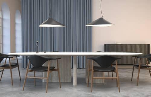 Pendants by Daniel Becker Studio seen at Creator's Studio, Berlin - Emily IV