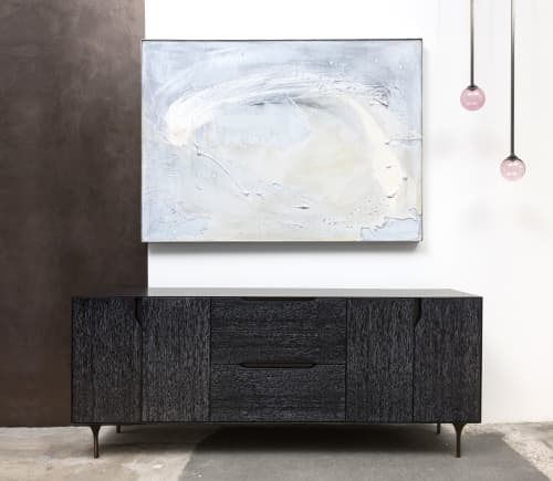 Titan Credenza - Showroom Model   Furniture by Lumifer by Javier Robles
