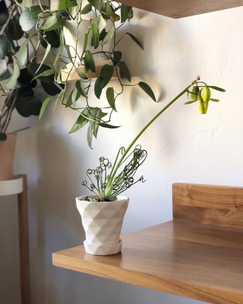 Geometric Pot | Vases & Vessels by Chive UK | Work Hard Plant Hard in Encinitas