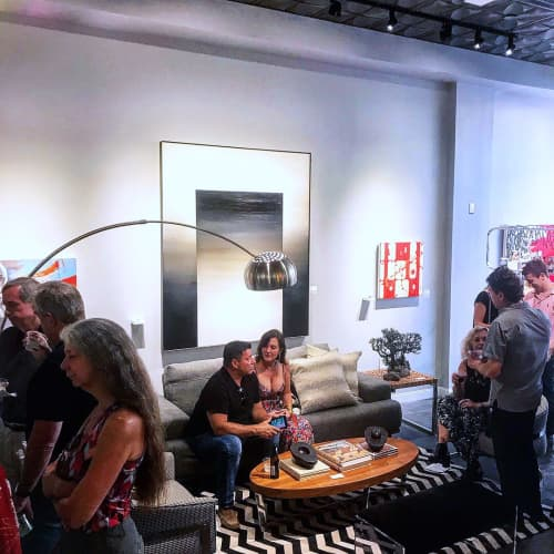 Art Curation by Studio Lee Albert Hill at The Shops at Clearfork, Fort Worth - The Paired Pallett