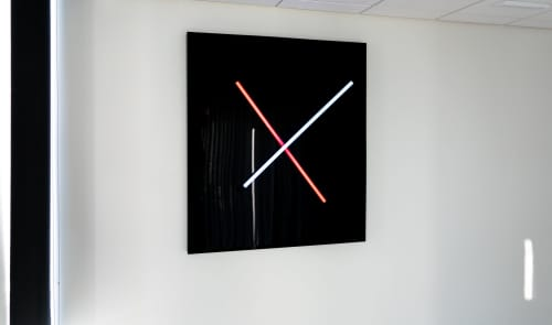 Art & Wall Decor by ANTLRE - Hannah Sitzer seen at Google Building 1900, Mountain View - Good Wins