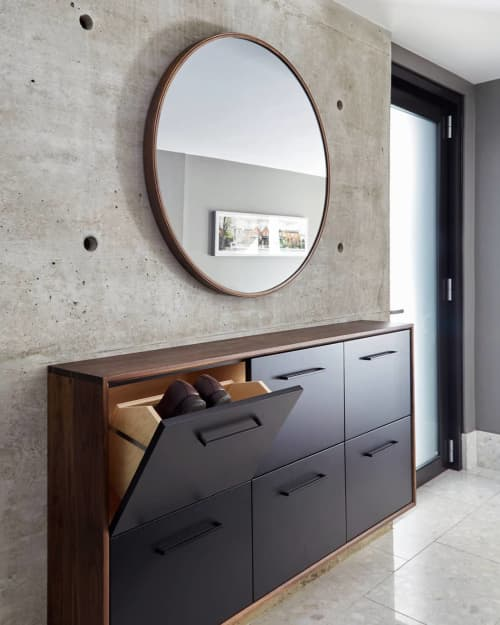Shoe Cabinet | Furniture by Hamilton Holmes