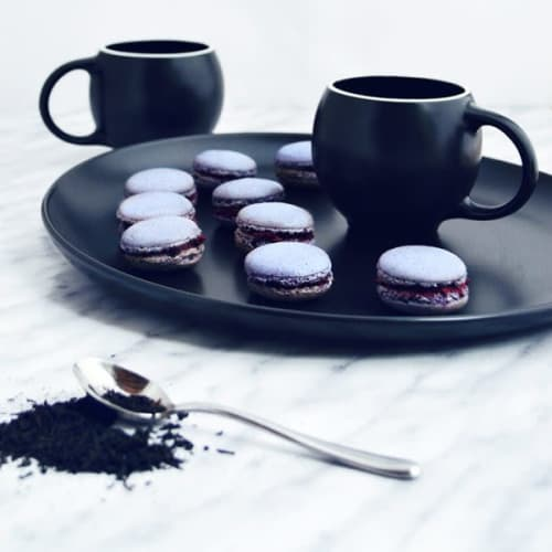 EVA Teacups, Set of 2   Cups by Maia Ming Designs