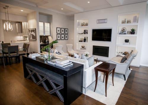 Flatiron Apartment   Interior Design by August Black   Private Residence - Flatiron in New York