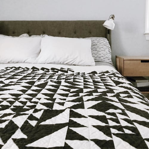 Quilt | Linens & Bedding by Nancy Purvis