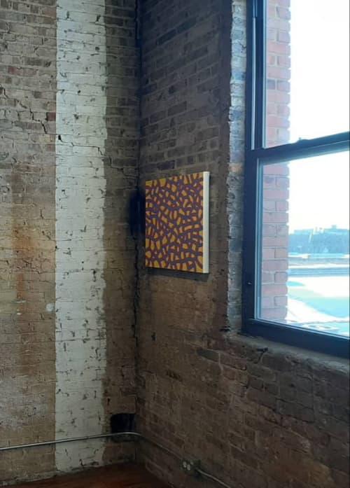 Paintings by Ryan Miller, Artist - Metropolis