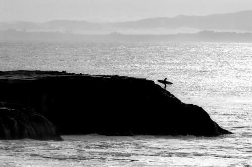 My Time   Photography by Daniel   Steamer Lane in Santa Cruz