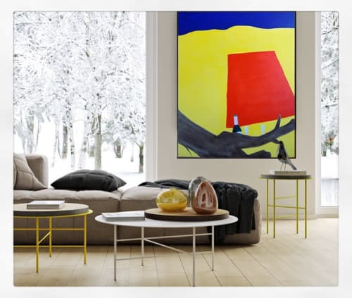 Paintings by Marco Domeniconi Studio seen at New York, New York - Five Islands