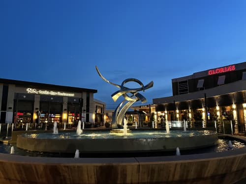 Take-Off | Public Sculptures by Innovative Sculpture Design | Park Village in Southlake