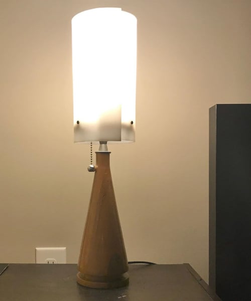 Donald Lamp | Lamps by CP Lighting