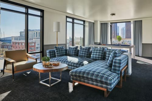 Couches & Sofas by ARTLESS seen at Pendry Hotel San Diego, San Diego - CS LRG Pendry
