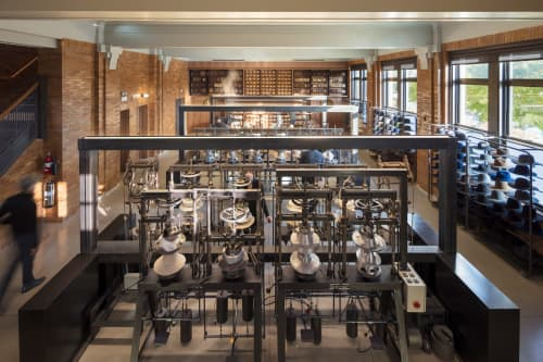Optimo Hat Company | Architecture by Skidmore, Owings & Merrill