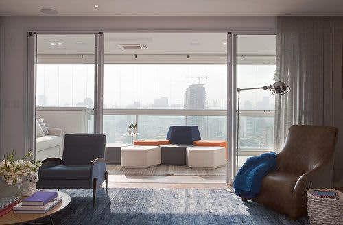 Campo Belo Apartment   Interior Design by Lilian Catharino Architect   Private Residence, São Paulo in São Paulo