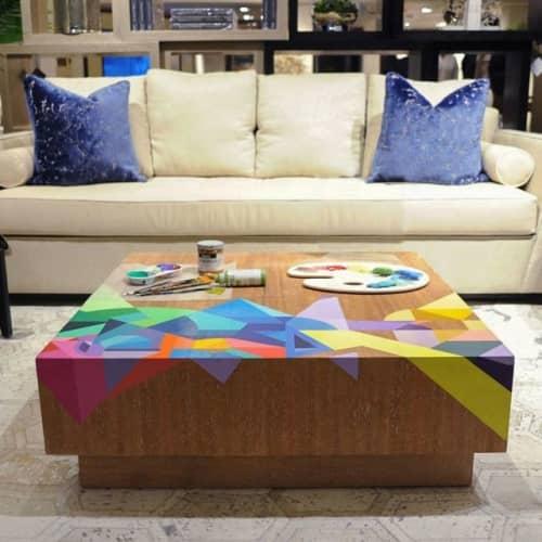 Architecture by Moleiro Artwork at ADRIANA HOYOS Furnishings, Miami - Adriana Hoyos Table