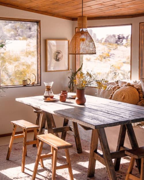 Paintings by Stella Maria Baer seen at The Joshua Tree House, Joshua Tree - Painting