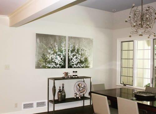 Possible Symmetry | Paintings by Cara Enteles Studio
