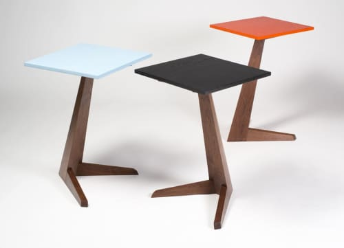 Biped Side Table   Tables by Eben Blaney Furniture
