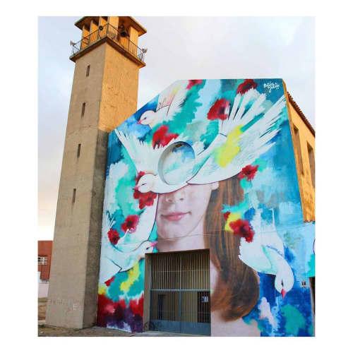 EGO   Murals by Julieta XLF