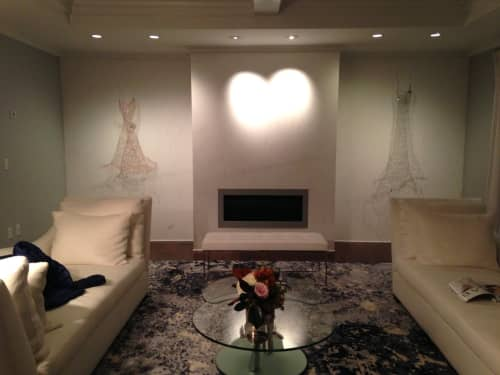 Cupre Spiritus & Vitro Micans | Art & Wall Decor by Susan Freda