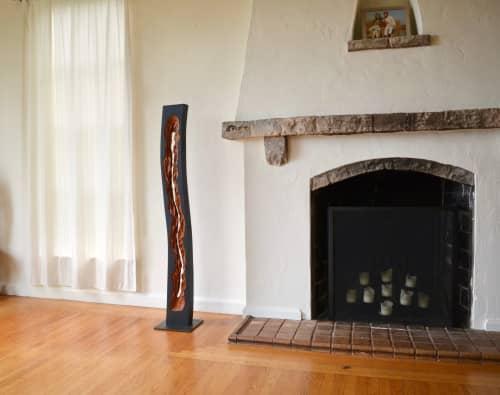 Abstract Sculpture   Sculptures by Lutz Hornischer - Sculptures & Wood Art
